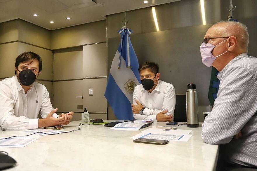Kicillof confirmó que Nicolás Kreplak sucederá a Daniel Gollan en el ministerio de Salud